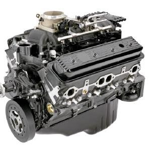 General Motors 4.3L Marine Engine 1992-97