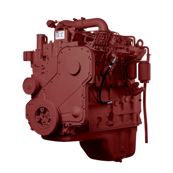 Cummins 6C 8.3L Diesel Engine