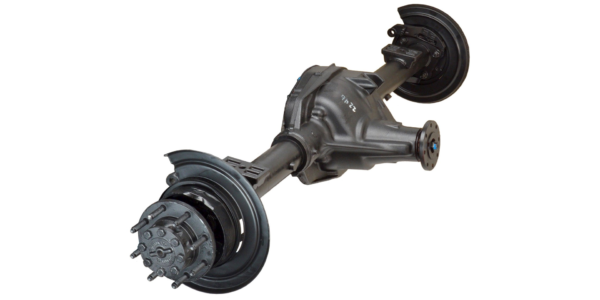 Buick Rainer 2004 Axle Assembly