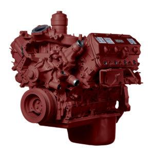 Ford 6.4L 6.4L Diesel Engine