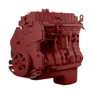 International DT466E 7.6L Diesel Engine