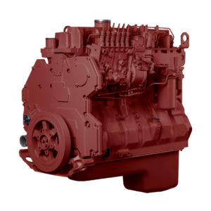 International DT466C 7.6L Diesel Engine