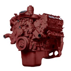 International MaxxForce7 6.4L Diesel Engine