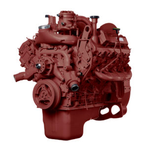 International VT365 6.0L Diesel Engine