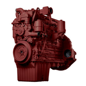 Mercedes MBE 2.7 Diesel Engine